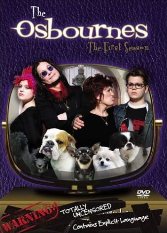 The Osbournes Dvd