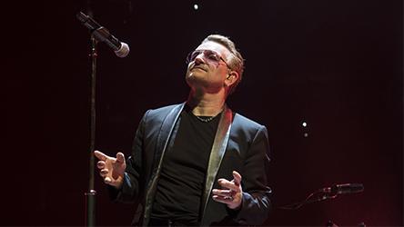 Bono in Denver