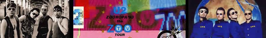 U2 ZOO-TV Tour